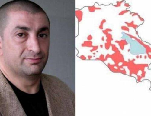 Դավաճան Նիկոլը «կարմիր» տարածքները ևս կհանձնի՞ թուրքերին. Գագիկ Համբարյան