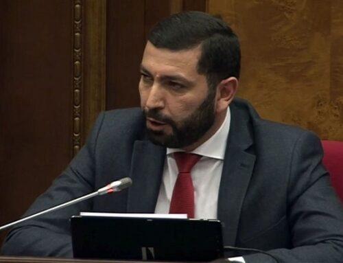 ԱԺ պատգամավոր Ռուստամ Բաքոյանին փորձել են ծեծել. վերջինս դիմել է ոստիկանություն