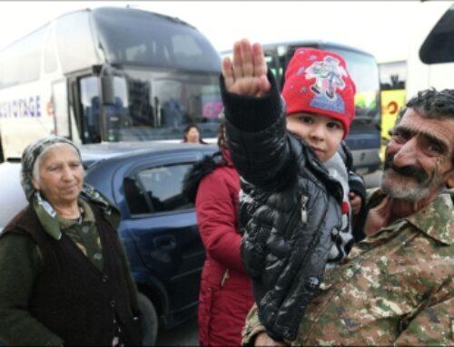 Արցախ է վերադարձել 49 հազար 461 մարդ. ՌԴ ՊՆ