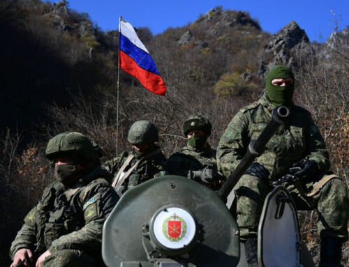 Ռուս խաղաղապահներն ավելի քան 18 հազար քմ տարածք են ախտահանել Լեռնային Ղարաբաղի տարածքում