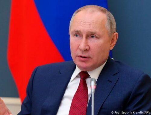 Միջազգային հանրությունը պետք է հումանիտար օգնություն ցուցաբերի Լեռնային Ղարաբաղին, հայտարարել է ՌԴ նախագահ Վլադիմիր Պուտինը