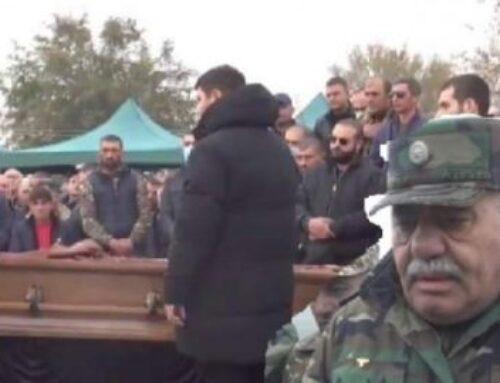 Սահմռկեցուցիչ դեպք. անհայտ անձինք քանդել են Մանվել Գրիգորյանի գերեզմանն ու հանել դին