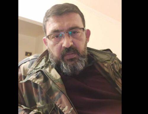 «Ես չեմ կարա դավաճանեմ իմ ախպոր արյունը». Արսեն Ղուկասյան (տեսանյութ)