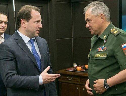 Դավիթ Տոնոյանն ասել է` որքանով է Ռուսաստանն աջակցել իր դաշնակից Հայաստանին