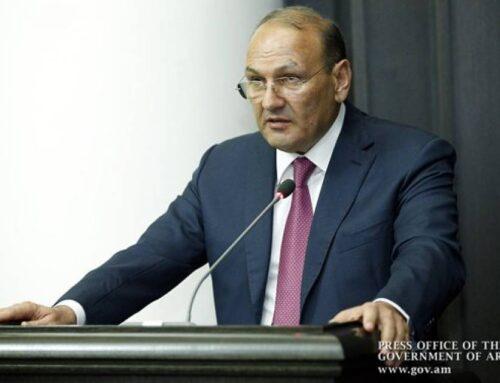 Գագիկ Խաչատրյանի մոտ կորոնավիրուս է ախտորոշվել