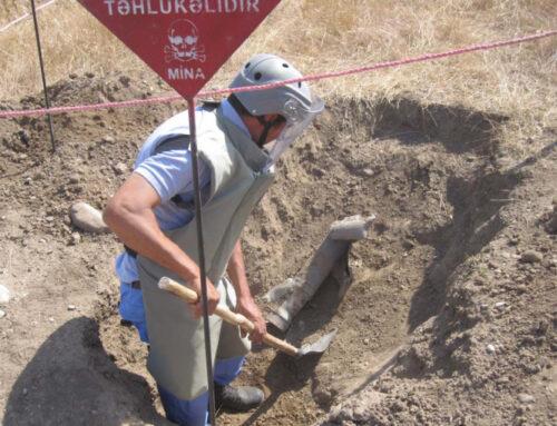 Արցախի Ջաբրայիլի շրջանում ականի վրա ադրբեջանցի է պայթել
