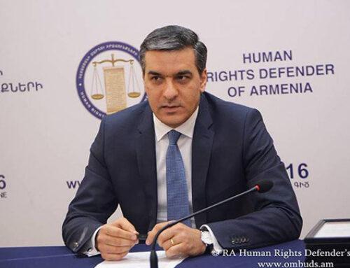 Կառավարության մոտեցումն ընդունելի չէ. ՄԻՊ-ը պնդում է՝ պետք է հրապարակվի Ադրբեջանում գտնվող հայ գերիների թիվը