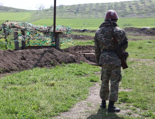 ՀՀ պետական սահմանի ողջ երկայնքով պահպանվել է կայուն օպերատիվ իրավիճակ, սահմանային միջադեպեր չեն արձանագրվել