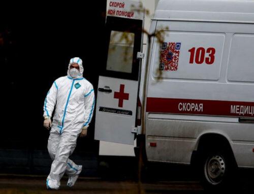 Ռուսաստանում կորոնավիրուսով վարակման դեպքերի թիվը գերազանցել Է 3,5 միլիոնը