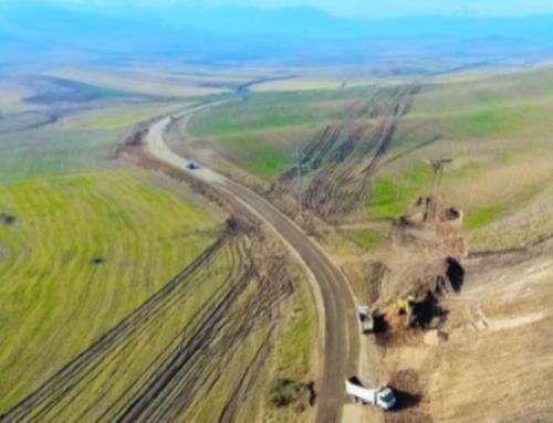 Ադրբեջանը սեպտեմբերին շահագործման կհանձնի դեպի Շուշի տանող ճանապարհը