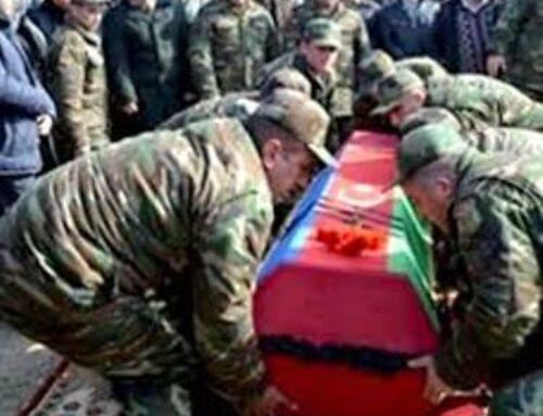 Բաքվում նշել են Ղարաբաղում էսկալացիայի ընթացքում զոհված զինծառայողների թիվը