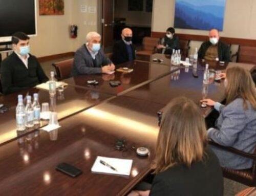 Դեսպան Թրեյսին մասնագետների հետ քննարկել է ԱՄՆ հանձնառությունը ԼՂ հակամարտության հիմնախնդիրների կարգավորման հարցում