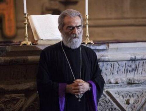 Պարգեւ արքեմիսպոկոս Մարտիրոսյանի՝ այլ պաշտոնի կոչվելը պայմանավորված էր միմիայն նրա առողջական վիճակով. Տեր Վահրամ