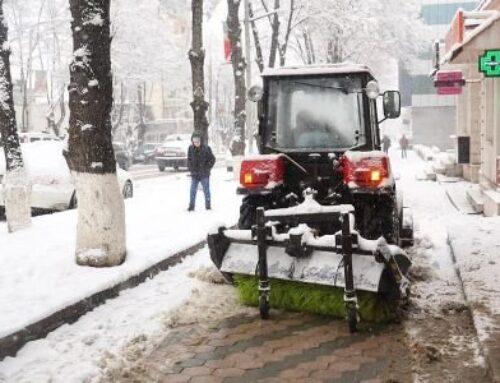 Աշխատուժի պակաս է զգացվում.Ստեփանակերտի քաղաքապետարանը ձնամաքրման աշխատանքներում ակնկալում է քաղաքացիների օգնությունը