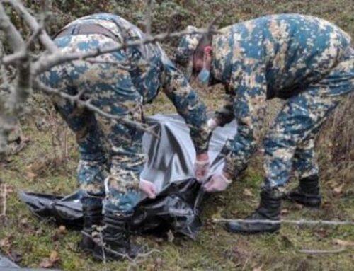 Ադրբեջանական կողմի վերադարձրած 30 զինծառայողների դիերն անճանաչելի են եղել. նշանակվել է դատաբժշկական փորձաքննություն