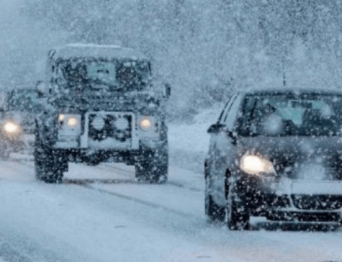 Արագածոտնի, Սյունիքի, Կոտայքի եւ Արարատի մարզերում ձյուն է տեղում