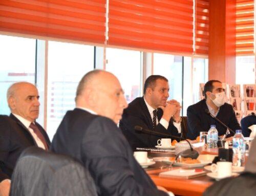 Վահան Քերոբյանի գլխավորած պատվիրակությունը Իրանում կարևոր հանդիպումներ է ունեցել. ստորագրվել է հուշագիր