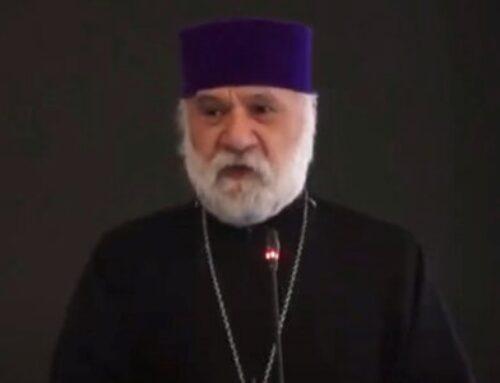 Երբ հանում ես դիմակը, շղարշը, այսօր Հայաստանում նեոբոլշեւիզմ է. Նաթան արքեպիսկոպոս Հովհաննիսյան