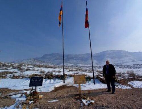 «Միր» հիմնադրամի պատվիրակությունն այցելել է Հայաստանի Արարատի մարզ