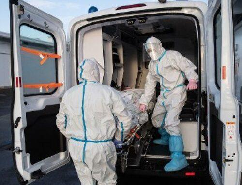 Ռուսաստանում գրանցվել է կորոնավիրուսով վարակման եւս 19138 նոր դեպք, մահացել է 575 մարդ