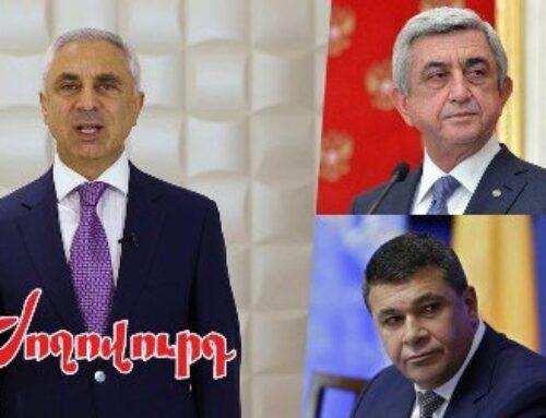 «Ժողովուրդ». Ում հորդորով է Արտակ Թովմասյանը մուտք գործում քաղաքականություն և ում հետ է մտերիմ
