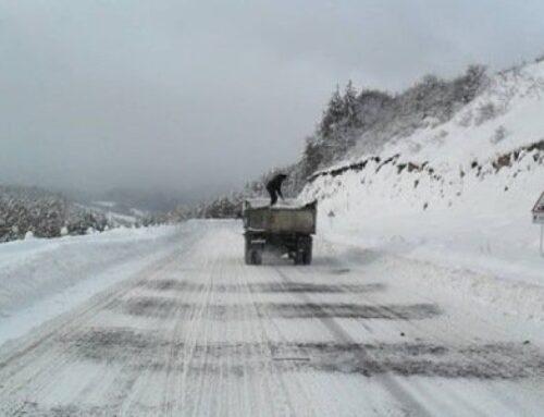 ՀՀ մի շարք ավտոճանապարհներ փակ են. Լարսի ռուսական կողմում կուտակվել է 730 բեռնատար
