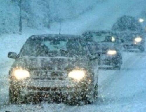 Արագածոտնի մարզի Թալին քաղաքում ձյուն է տեղում, Սյունիքի մարզի ավտոճանապարհներին տեղ-տեղ առկա է մերկասառույց