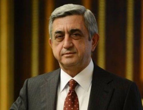 ՀՀ երրորդ նախագահ Սերժ Սարգսյանը ապաքինվում է կորոնավիրուսից