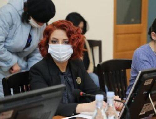 Պաշտպանել լրագրողների աշխատանքը պատգամավորների ապօրինի միջամտությունից․ Անի Սամսոնյանը դիմել է ԱԺ նախագահի
