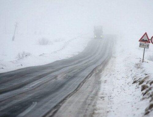 Ստեփանծմինդա-Լարս ավտոճանապարհը ձնահյուսի վտանգի պատճառով փակ է, ռուսական կողմում կա կուտակված 340 բեռնատար մեքենա