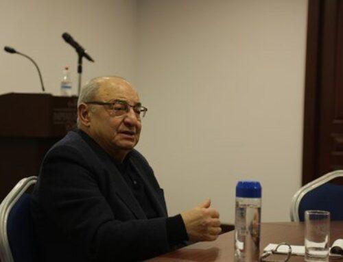 Վազգեն Մանուկյանն այսօր հանդիպել է մի խումբ համախոհների հետ, քննարկել երկրի սոցիալ-տնտեսական, անվտանգային խնդիրներ