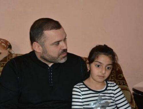 Արցախի պաշտոնյաներն այցելել են ռազմական գործողությունների ընթացքում զոհված փրկարների ընտանիքներին
