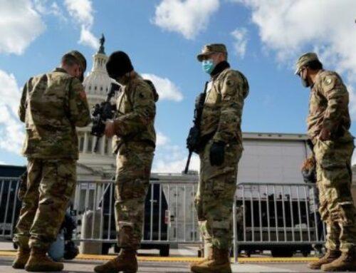 Բայդենի երդմնակալության նախաշեմին Վաշինգտոնը անվտանգության միջոցառումներն ուժեղացնում է