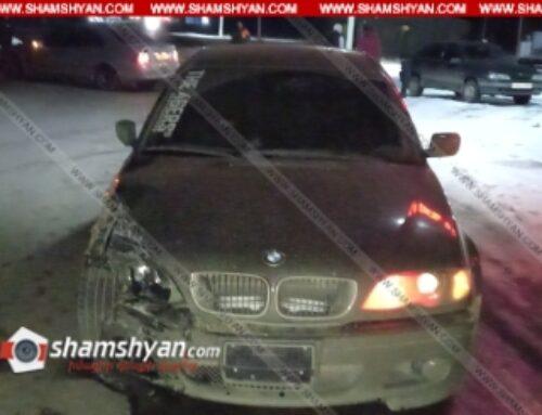 Ավտովթար Գեղարքունիքի մարզում․ բախվել են 27-ամյա վարորդի BMW ու 25-ամյա վարորդի Mercedes մակնիշի ավտոմեքենաները․ կա վիրավոր