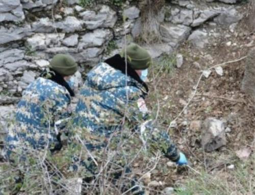 Նախօրեին հայտնաբերված 3 զոհված զինծառայողներից մեկի ինքնությունը հայտնի է. Արցախի ԱԻՊԾ