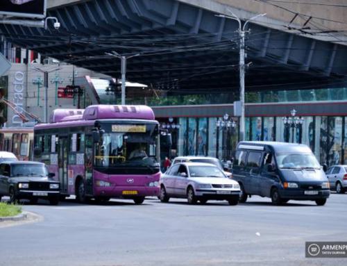 Ավտոբուսների ուղեսրահներում գազաբալոնների տեղադրումը կարգելվի. տեղադրողները կլիցենզավորվեն