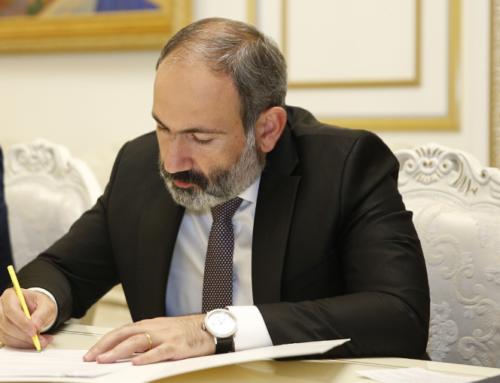 Դադարեցվել են Միջուկային անվտանգության կարգավորման կոմիտեի գլխավոր քարտուղար Գագիկ Մանոյանի լիազորությունները