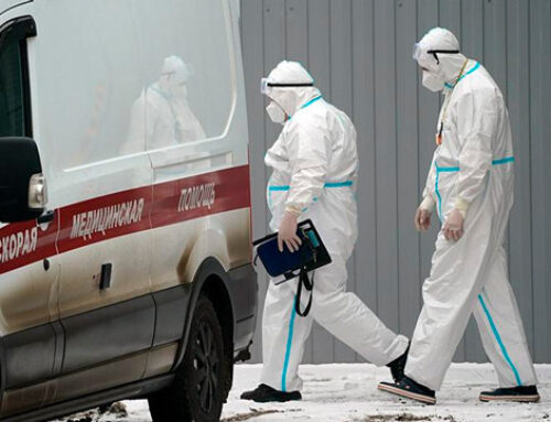 Ռուսաստանում մեկ օրում հայտնաբերվել է կորոնավիրուսի 17 741 դեպք