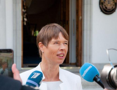 Էստոնիայի նախագահը հաստատել է կառավարության նոր կազմը