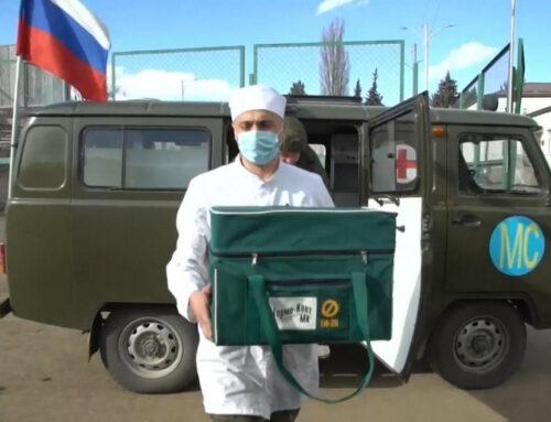 ԼՂ-ում խաղաղապահ առաքելություն իրականացնող զորախմբի 127 զինծառայող Спутник-V պատվաստանյութով պատվաստվել է կորոնավիրուսի դեմ