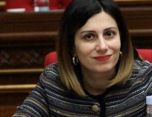 Հայաստանի առողջապահության նորանշանակ նախարարը մասնագիտությամբ իրավաբան է