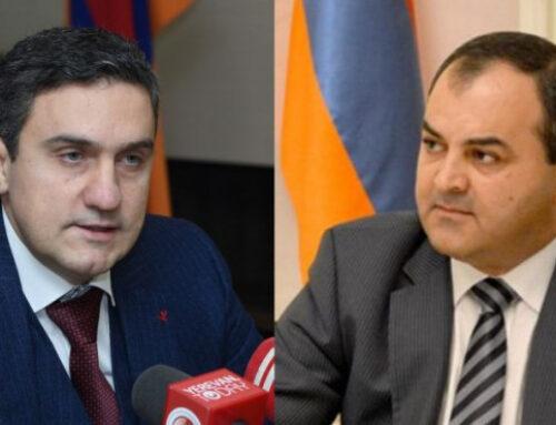 Պարո՛ն դատախազ, Դուք դեռ կարծում եք, որ պետական դավաճանություն չի եղե՞լ, կամ մտածում եք, որ պետական դավաճանությունը չի շարունակվո՞ւմ. Ղազինյան