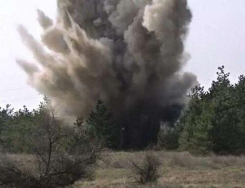 Արցախում ականի պայթյունից ադրբեջանցի է մահացել (լուսանկար)