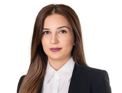 Աննա Գրիգորյանը նշանակվել է ԱԺ աշխատակազմի ղեկավարի տեղակալ