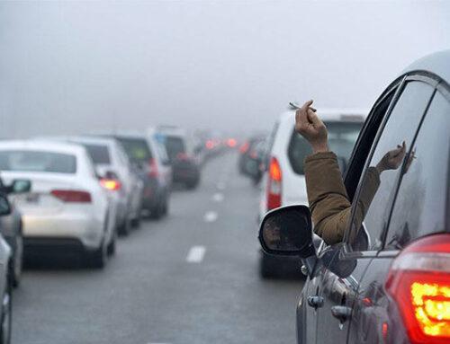 Ավտոմեքենայի ղեկին ծխելու համար վարորդից կհանվի ոչ թե 1, այլ՝ 0.5 տուգանային միավոր