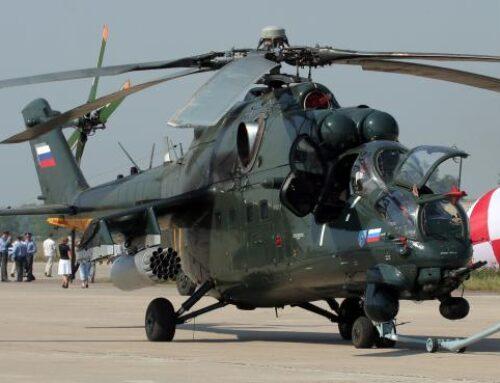 Ռուսական Մի-35 ուղղաթիռը հարկադիր վայրէջք է կատարել Սիրիայում. պատճառը հայտնի է