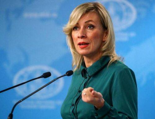 Զախարովան Ղարաբաղում խաղաղապահների հիմնական խնդիրը համարում է կայուն խաղաղության ապահովումը
