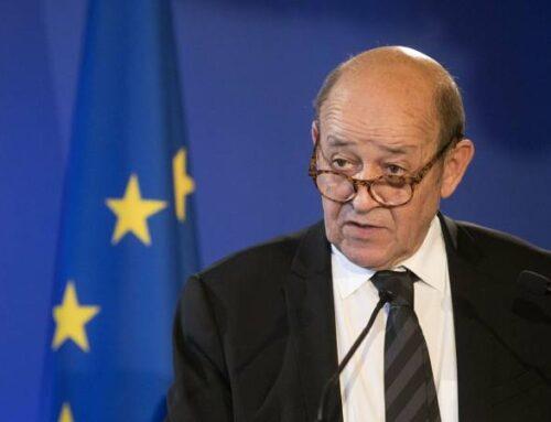 Ֆրանսիայի ԱԳ նախարարը երկխոսության կոչ է արել ՀՀ վարչապետի կողմնակիցներին ու ընդդիմությանը