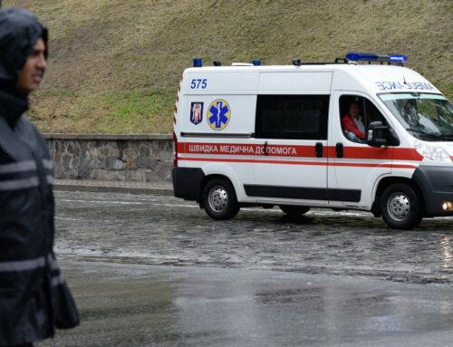 Ուկրաինայի հիվանդանոցներից մեկում պայթյուն է որոտացել. կան զոհեր