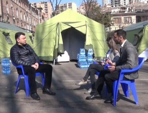 Ինչու Սերժ Սարգսյանը չի այցելում Բաղրամյան պողոտա. Շարմազանովը՝ Փաշինյանին հեռացնելու մասին